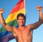 If Gay Means Stylish, What's Up With That Tacky Rainbow Flag?
