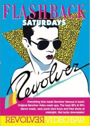 Revolver Flashback Saturdays