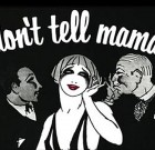 Don't Tell Mama Auditions for Singing Staff