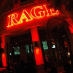 gay bar, west hollywood gay bar, rage restaurant and bar