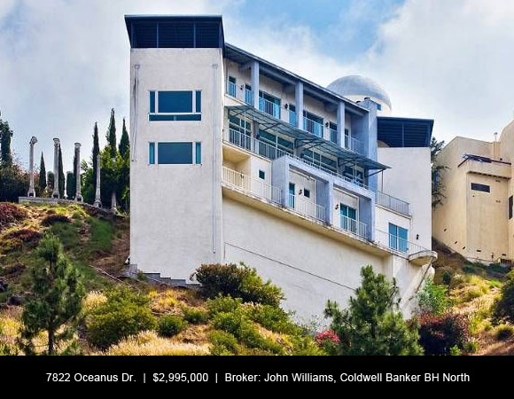 10 most expensive homes for sale in west hollywood for Hollywood home for sale