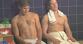 Steam Room Stories gay web series