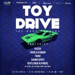 The Roxy Toy Drive