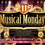Musical Mondays Eleven Nightclub