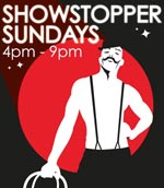 Showstopper Sundays Revolver Video-Bar
