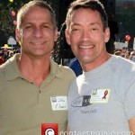 West Hollywood city council members, hiv, world aids day