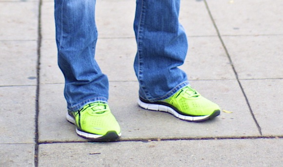 What To Wear With Bright Running Shoes 110