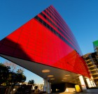 Reassessing Red: Inside Cesar Pelli's Final PDC Piece