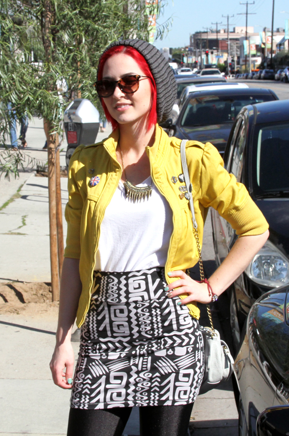 Crista streetwalker