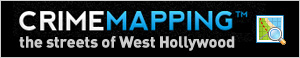 Crime Mapping West Hollywood