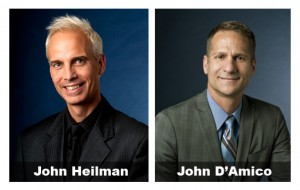 John Heilman and John D'Amico