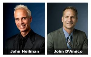 John Heilman and John D'Amico