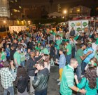 Scenes From Rock & Reilly's St. Patrick's Day 'Block Party'