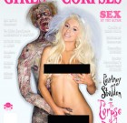 Courtney Stodden as WeHo's Princess Die?