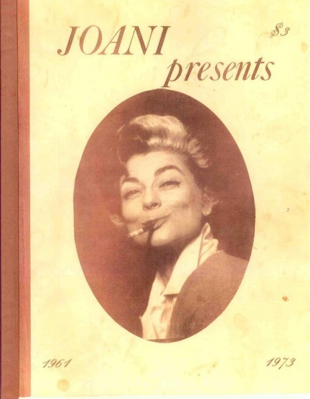 Joani presents