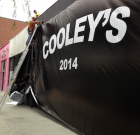 Abbey's David Cooley Christens New Club 'Cooley's'