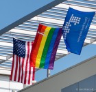 Rainbow Flag Now Waves Above WeHo City Hall