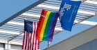 KPCC Gets Into Rainbow Flag Debate (But Rescinds Invite to Advocate Larry Block)
