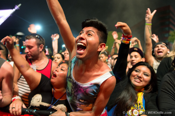 la pride 2013 entertainment