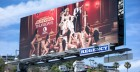 Too Racy For LA, Nude 'Project Runway' Billboard Lords Over Sunset Strip