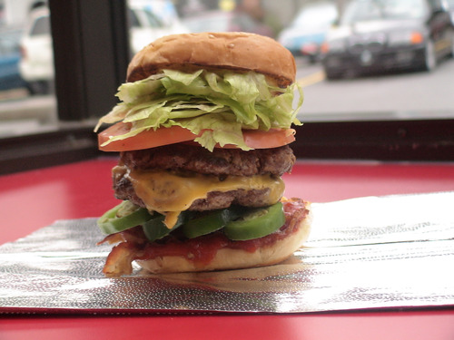 Tips from James Tipper on Finding the 5 Best Burgers in WeHo