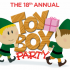 ToyBox Collects Toys for APLA Youngsters at Andaz Event