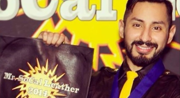 Mr. SoCal Leather Contest, the Latest in the March Toward Mr. L.A. Leather