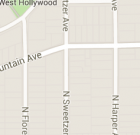 Woman Stabbed on Fountain near Sweetzer in WeHo