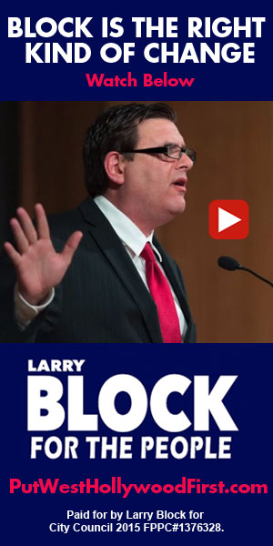 Larry Block for City Council