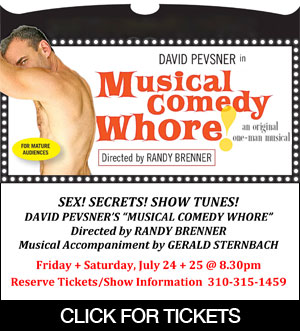 Musical Comedy Whore!
