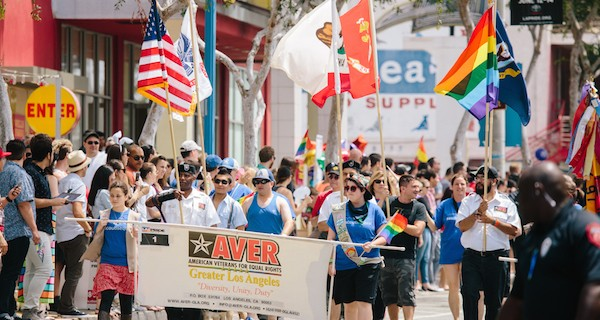 Opinion: LA Pride — Let's March On
