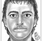 Sheriff's Station Releases Sketch of Suspect in Kirk Doffing Assault
