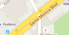Times Study Ranks WeHo's Robertson / Santa Monica Intersection the 19th Most Dangerous