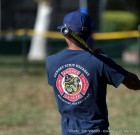 Play Ball! WeHo Council Members, Sheriff's Officers and Firefighters Brave the Heat
