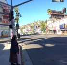 Shopping Plaza Evacuated, Sunset Blvd. Closed for Mysterious Package Inspection