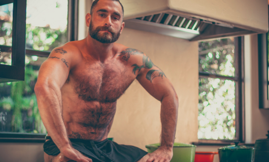 WeHo's Bear-Naked Chef: The Secret to Good Cooking, Uncovered