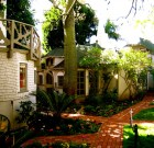Charlie Chaplin's Courtyard Cottages  Leave Their Mark on West Hollywood