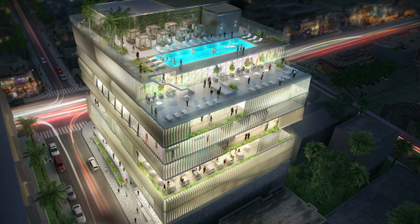 WeHo Gets a Peek at the Proposed West Coast Branch of London's Arts Club