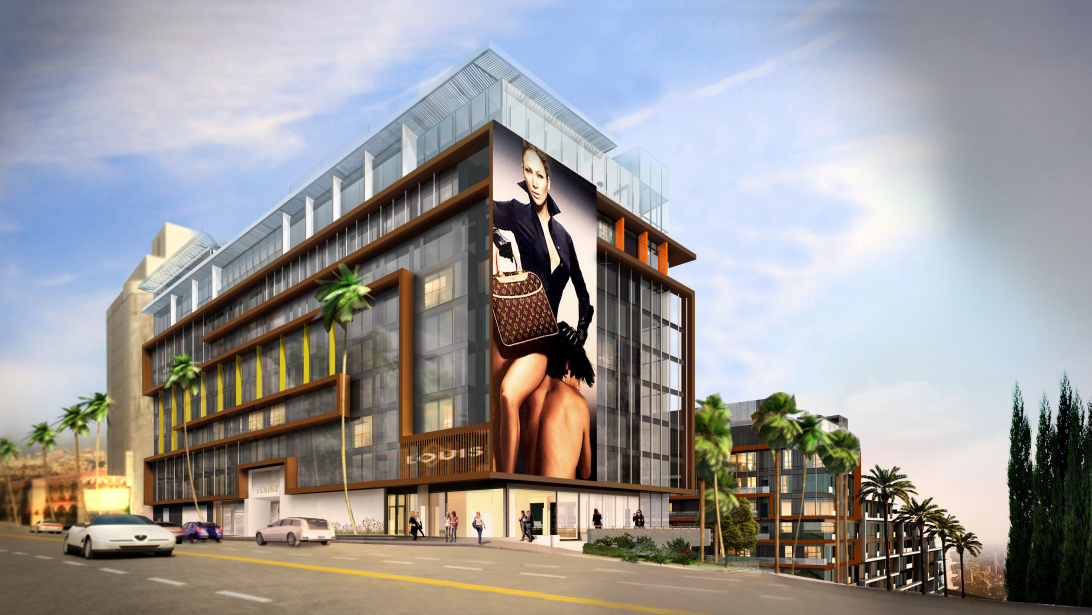 Sunset Times Latest Design Iteration Gets City Approval