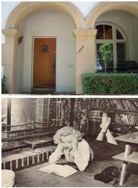 Marilyn Monroe House Address the (many) places in weho that marilyn monroe called home | wehoville