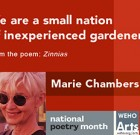 WeHo Celebrates National Poetry Month with Words and Events