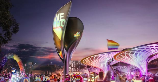 WeHo Puts Creative Billboard Options on Exhibit Tonight