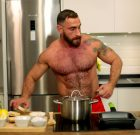 WeHo's 'Bear-Naked Chef' Takes His YouTube Series to Europe