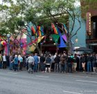 Law Enforcement Officers Advise Local Gay Bar Owners on Terror Response