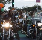 LA Pride Kicks Off with Dyke Rally and March Down Santa Monica Boulevard