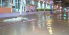 Water Main Break Closes Santa Monica Boulevard at Sweetzer
