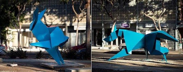 'The Chase' Adds Artistic Drama to Santa Monica Boulevard