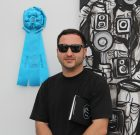 WeHo's Stephen Palladino Takes 1st Place in Painting at Beverly Hills Art Show