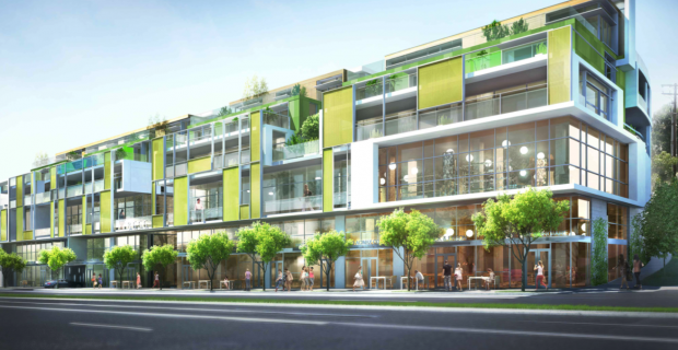 Major Santa Monica Boulevard Project Gets Another Design Review