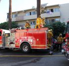 Firefighters Respond to 2 WeHo Fires Today